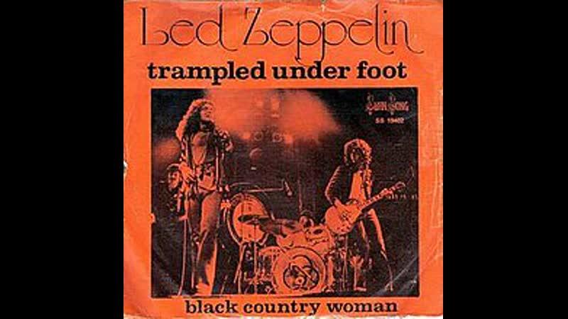 Led Zeppelin - Trampled Under Foot (1975)