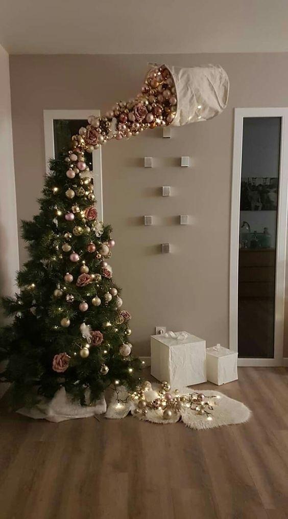 Креативный декор к Новому году - может, кому пригодится
