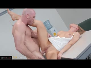 Johnny Sins & Nicole Aniston [ Premium / Intimate haircut, Cumshot in mouth, Ass, Deep blowjob, A uniform, ]
