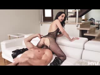 Trinity St Clair - Sneaking In Her Backdoor [MYLF] Anal, Blow Job, Facial, Fake Tits, Gonzo, Milf