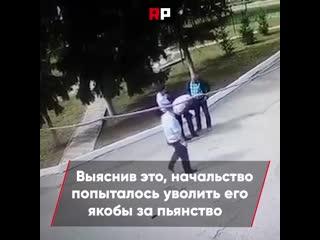 В Ульяновске полицейские избили коллегу за попытку перевестись в другой отдел