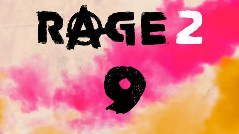 RAGE 2 - Прохождение игры на русском - Способность Вихрь и караван [9] | PC