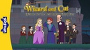 Wizard and Cat 12 | The Best Royal Wizard Ever | Fantasy | Little Fox | Animated Stories for Kids
