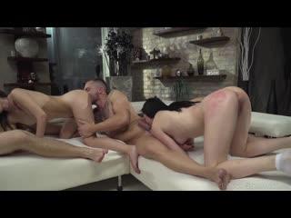 Elle Rose, Kiara Gold - Rocco Siffredi Hard Academy #06 - Porno, All Sex Anal DP Gangbang Orgy, Porn, Порно