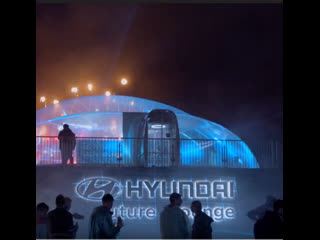 Open-air Alfa Future People при поддержке Hyundai