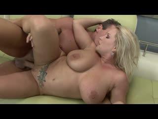 Horny Blonde MILF Loves To Swallow - Rachel Love