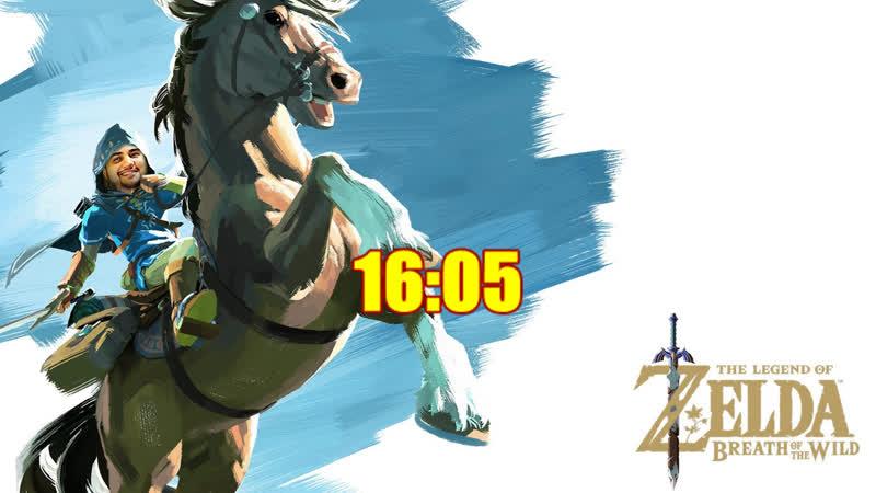 [18] Шон играет в Zelda: Breath of the Wild DLC Часть 5 (Wii U, 2017)