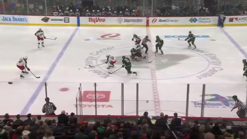 NHL Highlights   Blue Jackets vs. Wild – Feb. 25, 2020