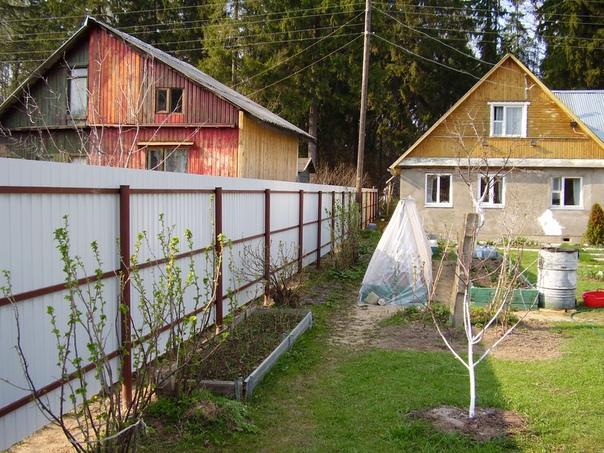 Какое должно быть расстояние от дома до забора на загородных участках. Важным моментом при возведении загородного дома является определение расстояния между всеми элементами участка. Необходимо