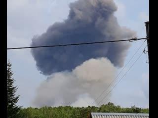 Взрывы в Ачинске. Последняя информация. Новости на Енисее