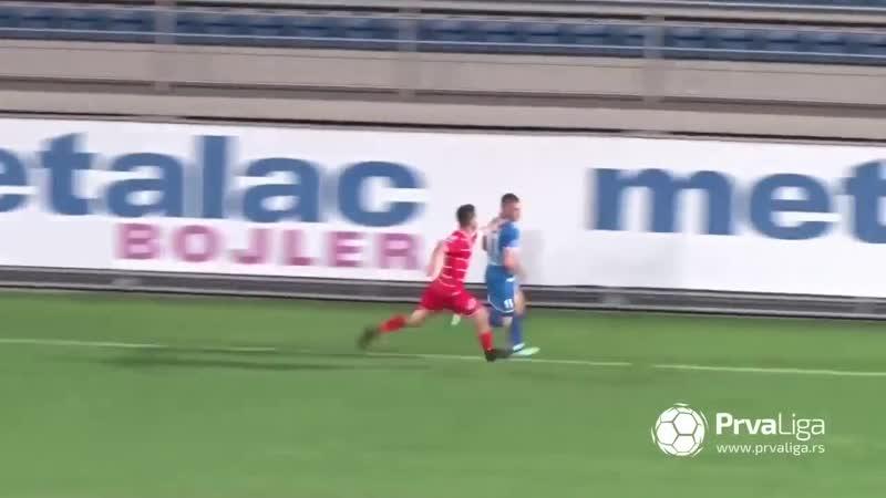 Prva Liga Srbije 20 5.Kolo Metalac – Ofk Bačka 2 0 (1 0)