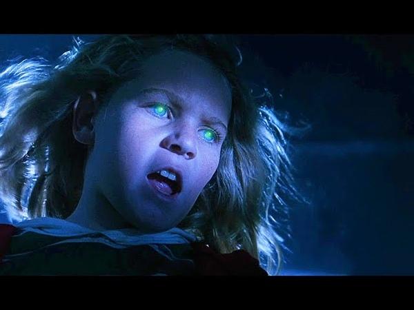 Дэнни становится демоном Брейкер отдает ключ Джерелин Байки из склепа Демон ночи 1995 Момент