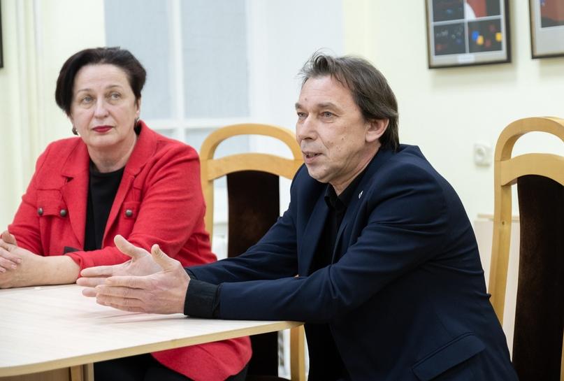 Встреча с Сергеем Таныгиным, изображение №1