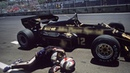 Мэнселл толкал свой болид до самого финиша Даллас 1984