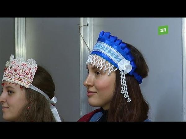ВЧелябинске прошел конкурс налучший кокошник
