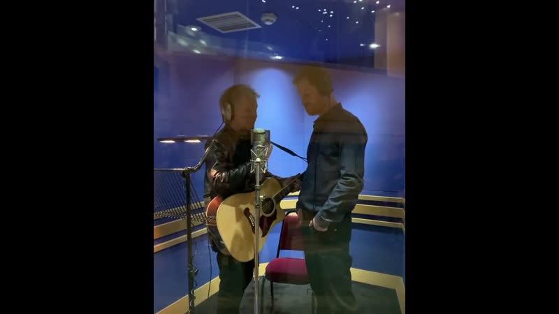 Просто Гарри и Bon Jovi