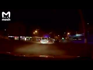 Бухой подросток из Сыктывкара пытался скрыться от полиции задним ходом