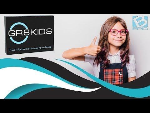 BEpic GR8KIDS Здоровое поколение