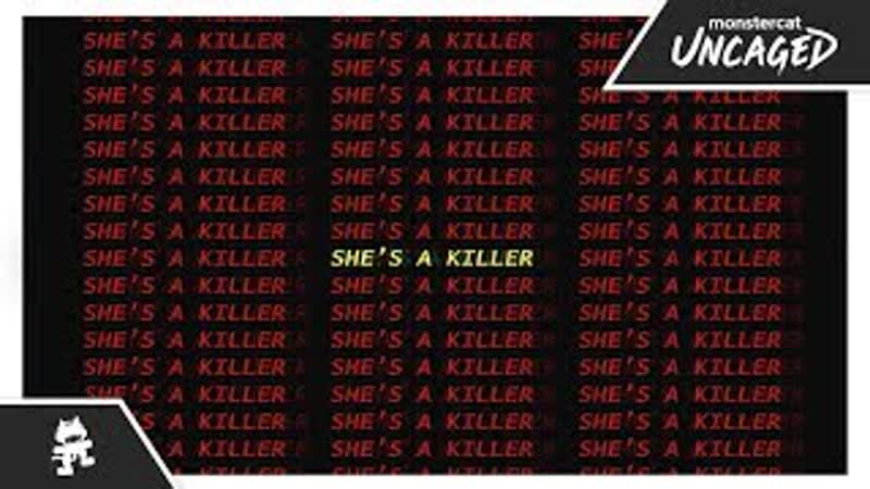 Justin OH - Shes A Killer [Monstercat Lyric Video]