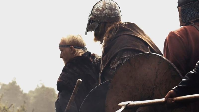 Могилы викингов Первый набег на Линдисфарн 1 серия из 6