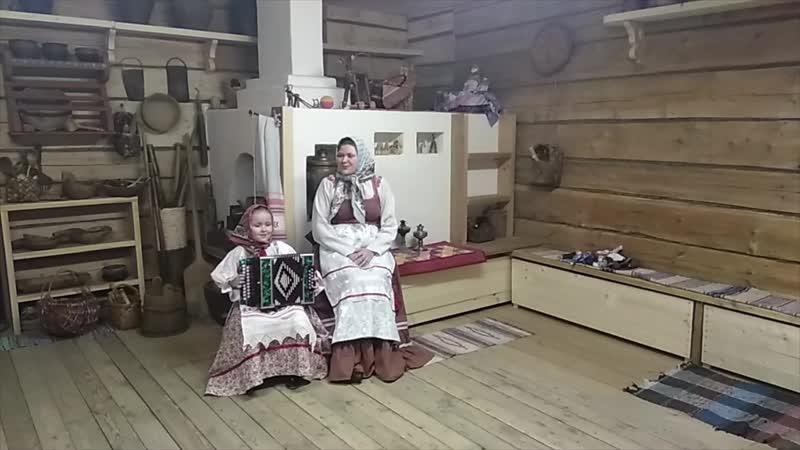 ФЭС Феникс г Череповец Маша и гармонь