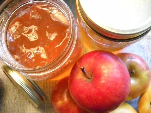 Яблочное желе с имбирем