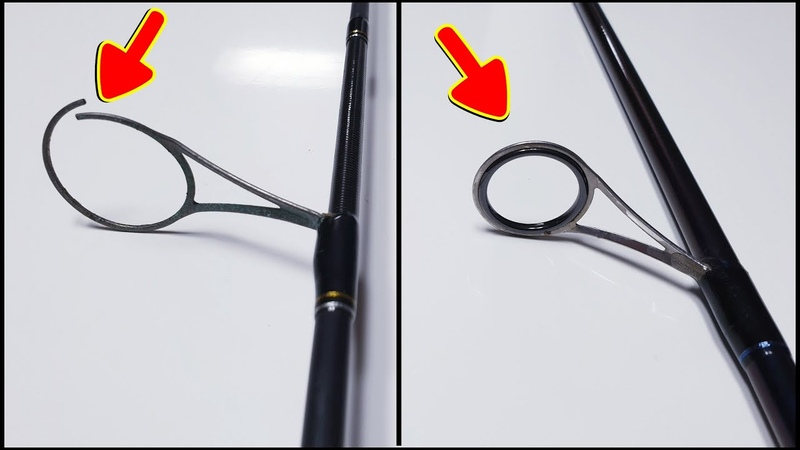 Fishing rod repair / Essential to you / rod building