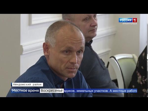Ход ремонта на участке дороги Долматово Няндома проинспектировал глава региона