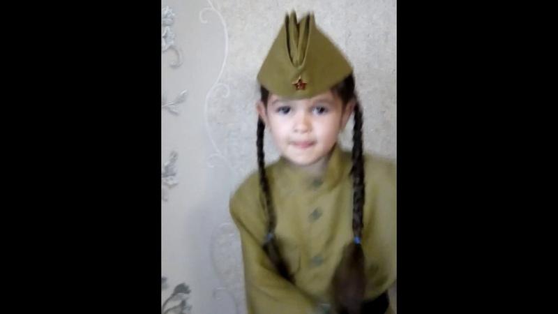 Катюша Юнусова Назифе 5 лет