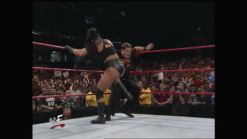 WWF Raw Is War 11 10 1999 Triple H Chyna vs Steve Austin Jim Ross