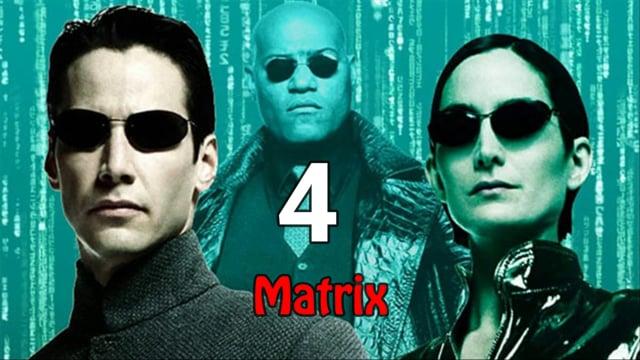 The Matrix 4 2021 Movie Full HD 4K
