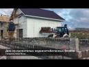 Строительство дома и двух гаражей своими руками