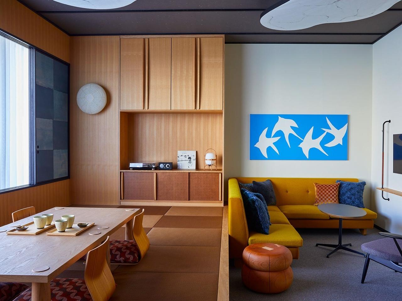 Ace Hotel Kyoto по проекту Кенго Кумы