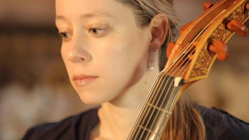 LE SIEUR DE MACHY Chaconne in G major Lies Wyers viola da gamba