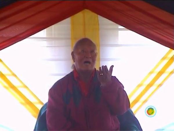 Chögyal Namkhai Norbu - Tara