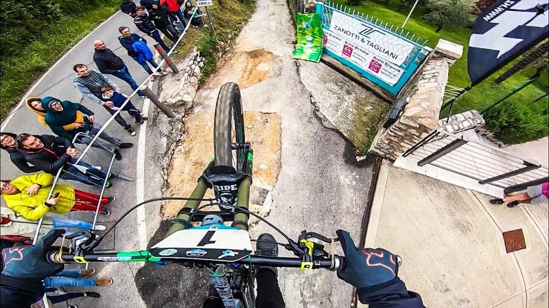 Urban Downhill Race Mad Of Lake 2019 - Burak Uzun