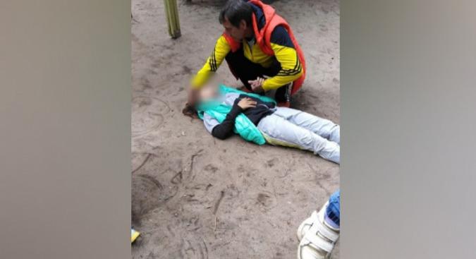 В Ярославле чиновники открестились от тяжелой травмы ребенка во дворе в Брагино
