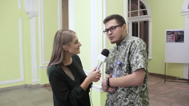 Острый репортаж с Лизой Михеевой. Кастинг на Томскую Студенческую Весну