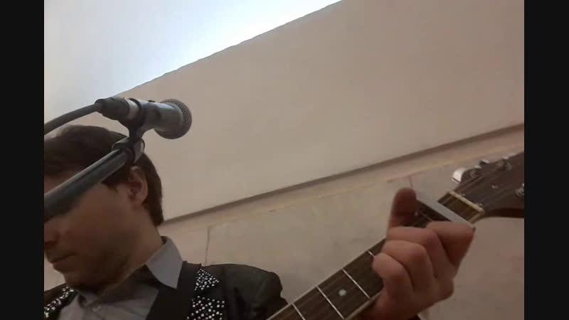 Певец - Павел Пикалов (м.Площадь революции) музыкавметро