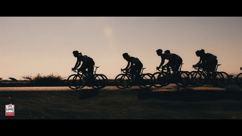 Behind the scenes at UAE Team Emirates Training Camp