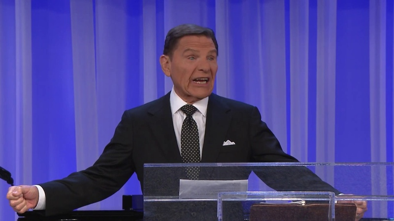 Call to Pray for a Supernatural Heatwave to Kill COVID-19 by Kenneth Copeland