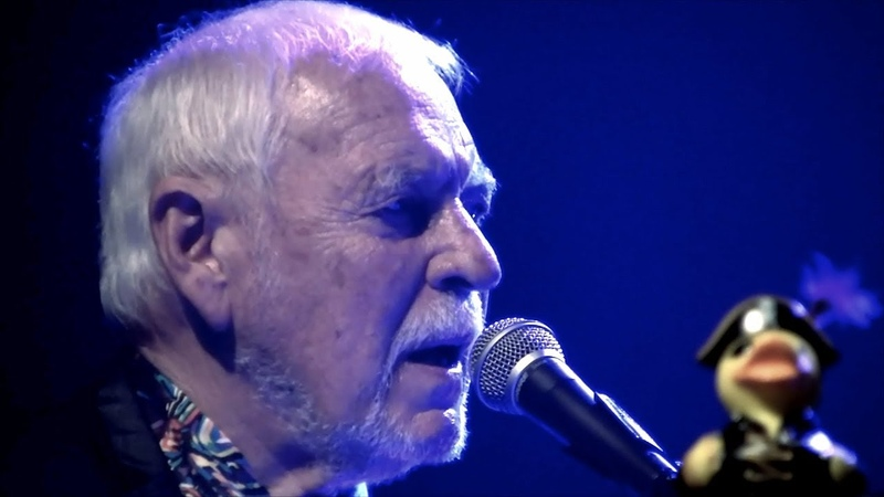 PROCOL HARUM GARY BROOKER 'A WHITER SHADE OF PALE' FINALE HEDON ZWOLLE 2018