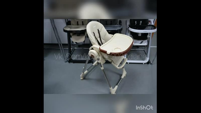 снова в продаже стульчики для кормления BAONEO