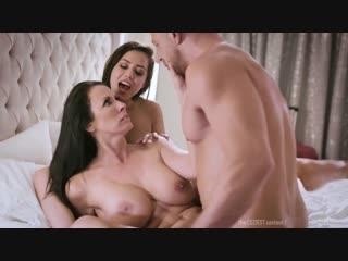 +18 PRNS  Alina Lopez, Reagan Foxx - Like Mother, Like Daughter All Sex, Hardcore, Blowjob, Threesome, Creampie, Artporn