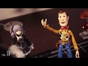 Stop Motion - Let's build a Christmas Tree! - Toy's Carnival (Woody, Iron Man, Nemisis Prime, Levi)