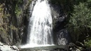 по Телецкому озеру на катере 06 водопад Корбу