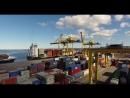 УЛКТ Контейнерный терминал в Морском торговом порту Усть Луга ULKT container p