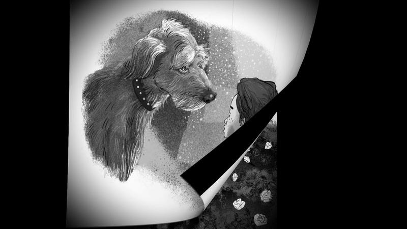 Буктрейлер по книге Вебб Холли Пёс из лунного света А Долгачев
