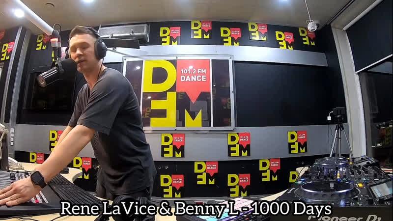Rene LaVice Benny L 1000 Days