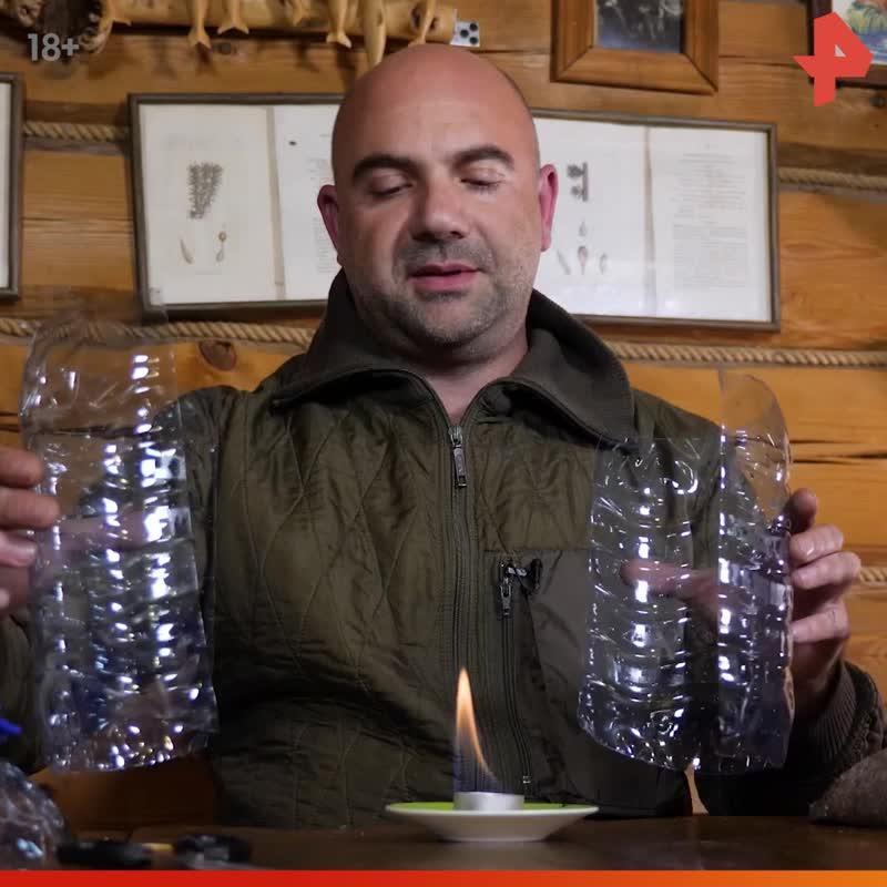 Тимофей Баженов и огненный смерч / #РЕНТВ